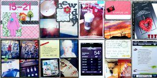 Week 3 2 page facebook
