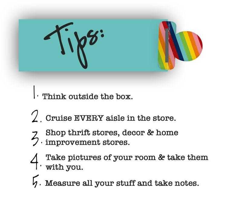 Tips list